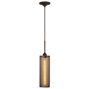 Soho Pendant by Stone Lighting | PD313BZBZBR