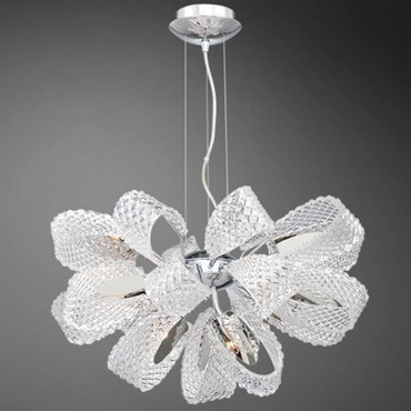 Origami 11 Light Chandelier by Eurofase | 22950-017