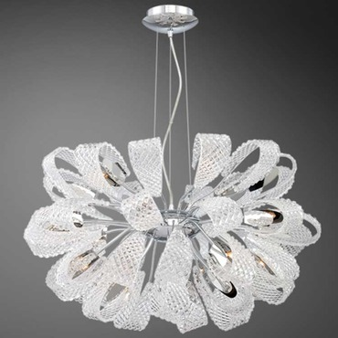 Origami 21 Light Chandelier by Eurofase | 22951-014