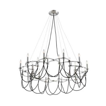 Triumph 24 Light Chandelier