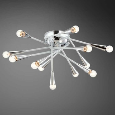 Zazu Ceiling Flush Mount by Eurofase | 22802-026
