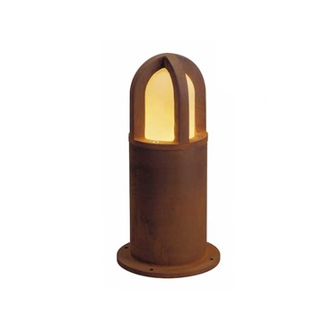 Rusty Cone Outdoor Bollard by SLV Lighting | 4229431U