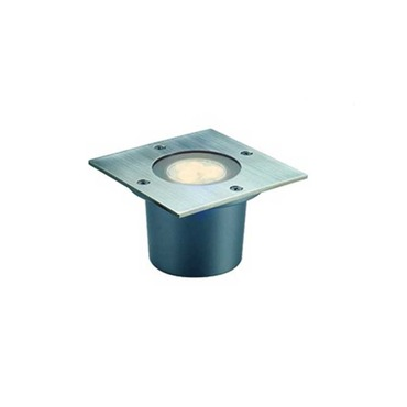 Wetsy Square PowerLED Recessed Ground Fixture