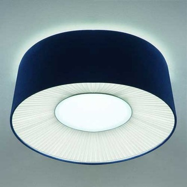 Velvet Ceiling Flush Mount by Axo Lightecture | UPVEL070 E26-BL-BW