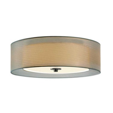 Puri Ceiling Flush Mount by Sonneman A Way Of Light | 6013.13F