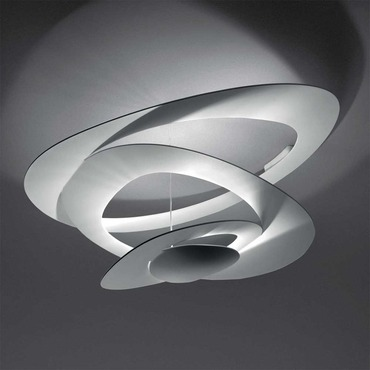 Pirce Halogen Ceiling Light by Artemide | 1242018A
