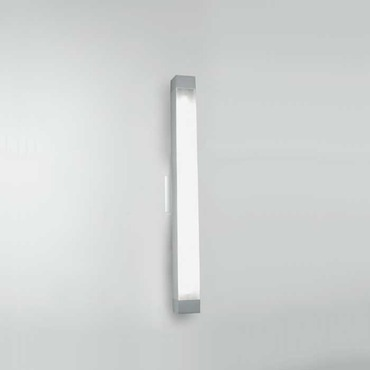 Square Strip 2.5 Inch Wall Light Fluorescent by Artemide | RD853203
