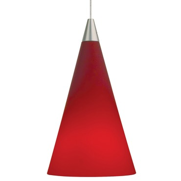 FreeJack LED Cone Pendant by Tech Lighting | 700FJCONRS-LEDS830