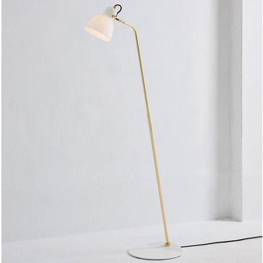 Laito Opal Floor Lamp