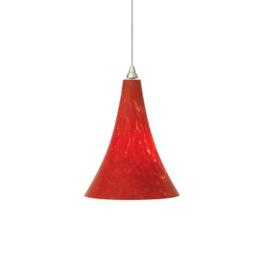 FreeJack LED Melrose Pendant by Tech Lighting | 700FJMLPRS-LEDS830