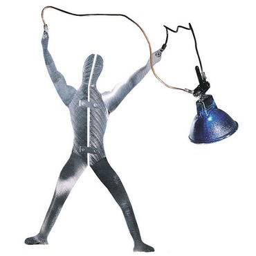 FreeJack Metal Man Hang Functional Art