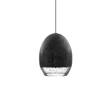 FreeJack LED Silver Glaze Pendant