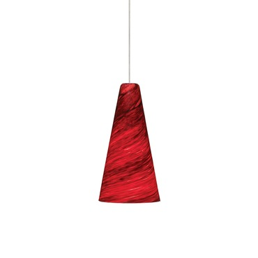 FreeJack LED Mini Taza Pendant by Tech Lighting | 700FJTAZRS-LED
