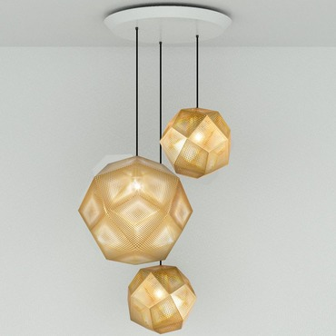 Etch Multi Light Pendant