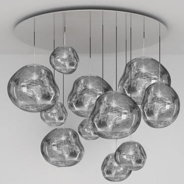 Melt Mega Multi Light Pendant