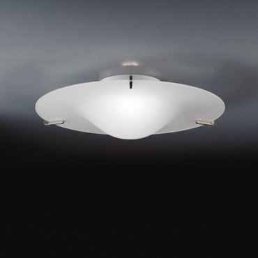 Dickey Round Ceiling Flush Mount