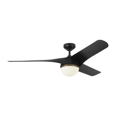 Akova Indoor / Outdoor Ceiling Fan with Light