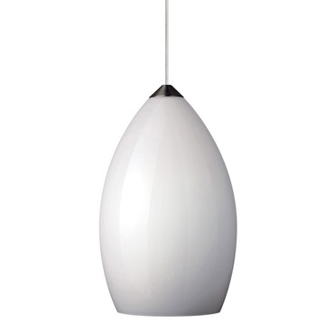 FreeJack LED Firefrost Pendant by Tech Lighting | 700FJFIRFWS-LEDS930