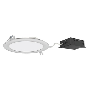 Ultra Thin 6IN RD Color Changing Panel Downlight Trim