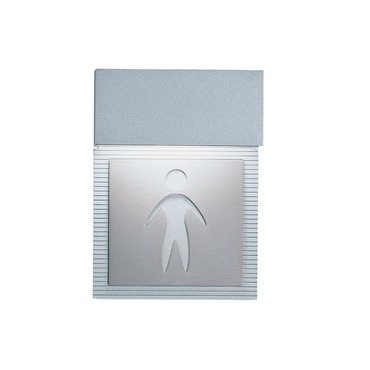 Mini Signal Sign Man by Raise Lighting | LC-1066
