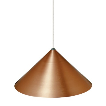 FreeJack LED Sky Pendant by Tech Lighting | 700FJSKY12CPS-LEDS830