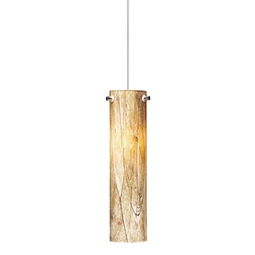 FreeJack LED Silva Pendant  by Tech Lighting | 700FJSLVACS-LED