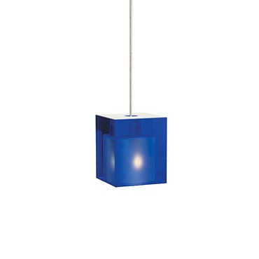 Kable Lite Cube Pendant by Tech Lighting | 700KLCUBCS