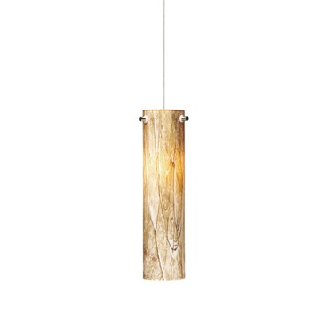 Kable Lite Halogen Silva Pendant by Tech Lighting | 700KLSLVACS