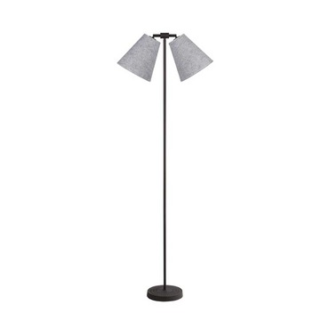 Zoe 2 Light Floor Lamp