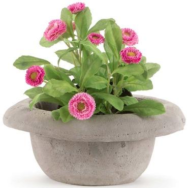 Concrete Chapeau Bombetta Vase