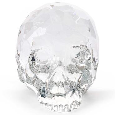 The Hamlet Dilemma Skull Figurine