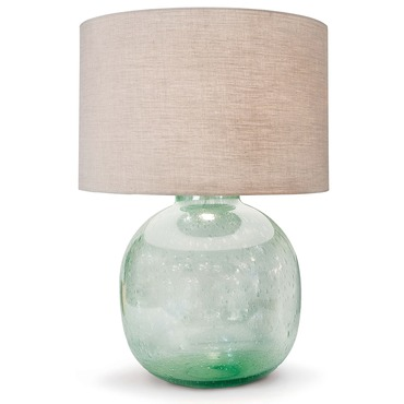Seeded Recycled Table Lamp