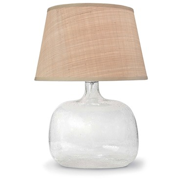 Seeded Table Lamp