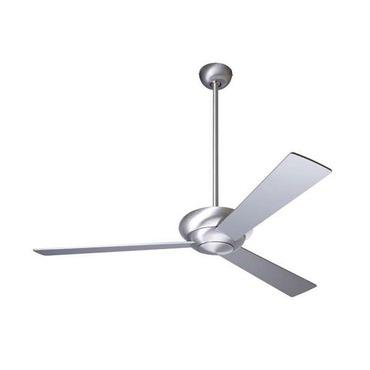 Altus Fan 52 Inch No Light/Control by Modern Fan Co.   FM-ALT-BA-52-AL-NL-NC