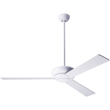 Altus Flush Ceiling Fan By Modern Fan Co Alt Fm Gw 52