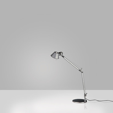 Tolomeo My White Light LED Mini Table Lamp with Base by Artemide | TOL0050