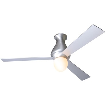 Altus Huggger Fan W / Light by Modern Fan Co. | ALT-HUG-BA-52-AL-251-NC