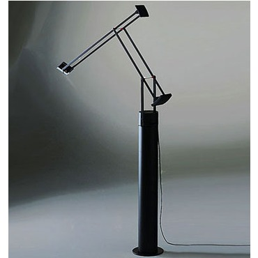 Tizio Plus with Floor Lamp Support