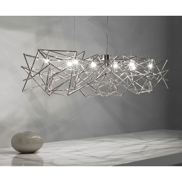Etoile Linear Suspension by Terzani USA | 0P04SE7C8A