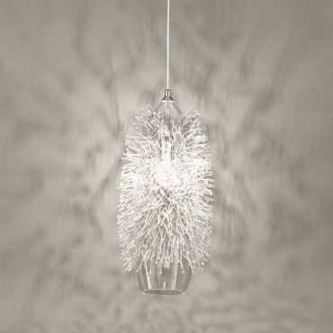 Sea Urchin Oblong Suspension Light by Terzani USA | 0P85SE7G4A