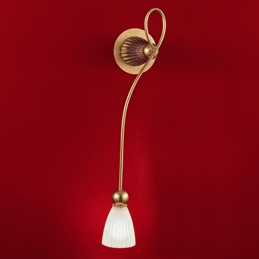 Rose Tulipe Wall Sconce