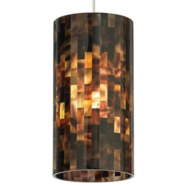 Playa Pendant by Tech Lighting | 700TDPLAPBS