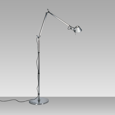 Tolomeo LED Micro Floor Lamp by Artemide | TOL0126