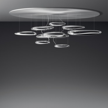 Mercury Ceiling Light by Artemide | 1366018A