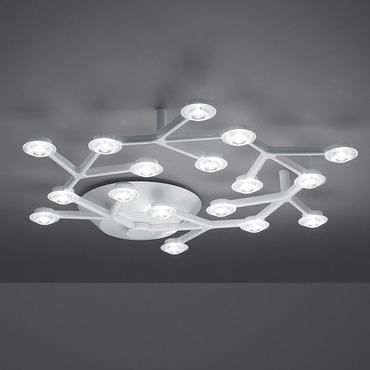 LED NET Circle Ceiling Light by Artemide   1594058A