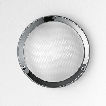 Niki 2X18W FLU Outdoor Wall/Ceiling Light