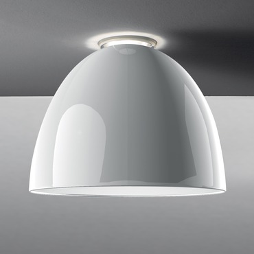 Nur Gloss Ceiling Light by Artemide | A245208