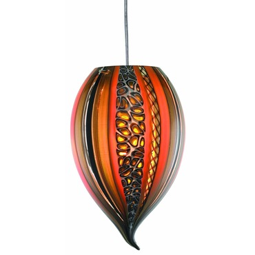 Amore Onion FJ Pendant by Oggetti | 18-L1104X