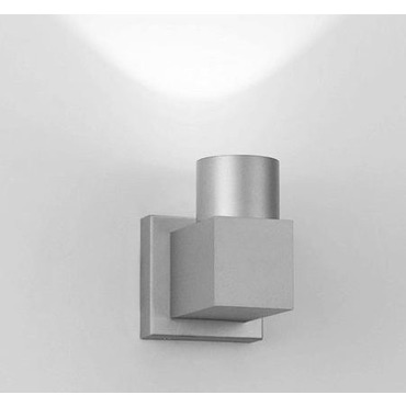 Dupla Halogen Single Wall Light