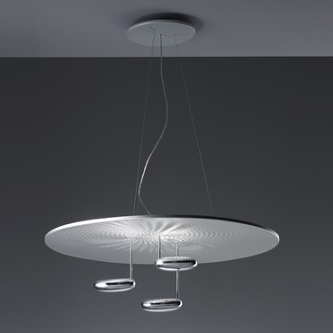 Droplet LED Suspension Light